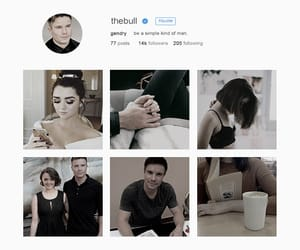 game of thrones, instagram profile, and gendry image