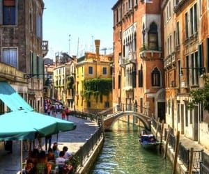 venice, italy, and summer image
