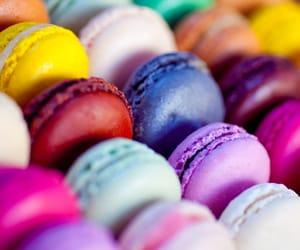 cake, colori, and dolci image