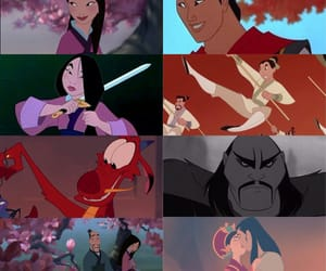 classic, Collage, and disney image