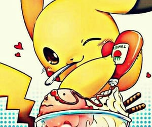 pikachu, pokemon, and chief pikachu image