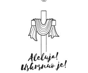 uskrs, aleluja, and uskrsnuo je image