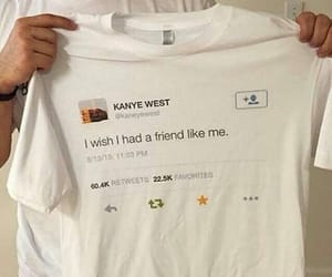 kanye west, twitter, and quotes image