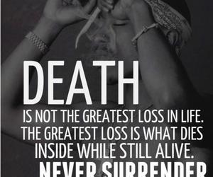 death image
