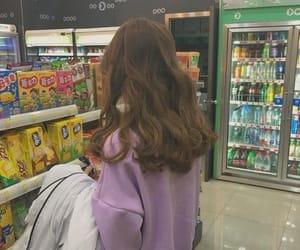 asian, hair, and ulzzang image