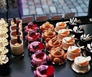 food, cake, and sweet image