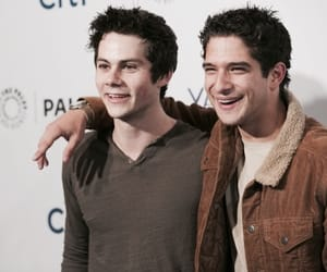 dylan obrien and tyler poesy image