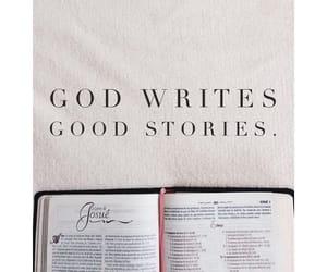 bible and god image