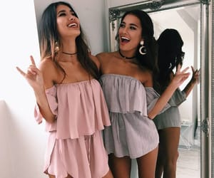 outfit, best friends, and style image