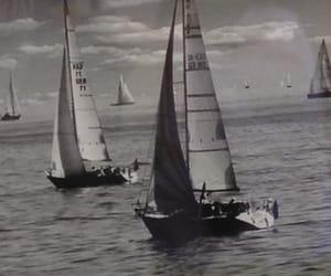 boats, sail, and water image