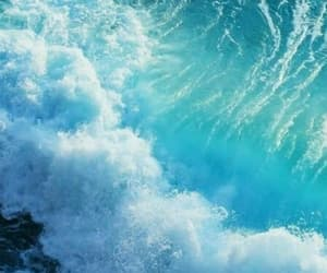 blue, wallpaper, and water image
