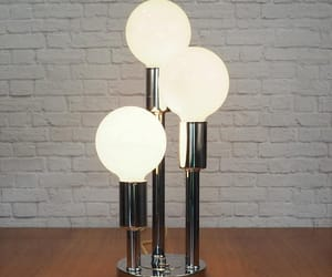 etsy, mid century modern, and table lamp image