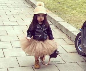 baby, fashion, and fashionista image