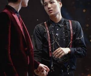 exo, kai, and SHINee image