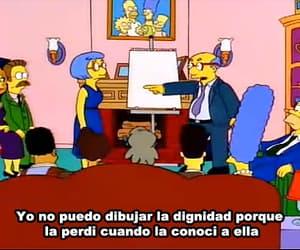 frases, dignidad, and español image