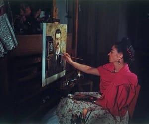 art, frida kahlo, and legend image
