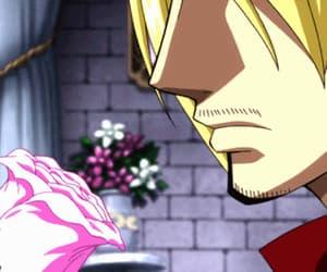 anime, one piece, and gif image