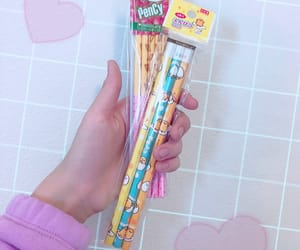 aesthetic, stationary, and japan image