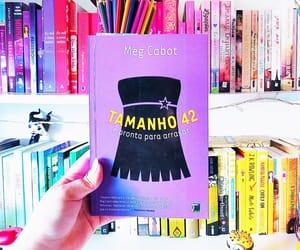 big boned, love books, and megcabot image