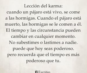 frases, karma, and vida image