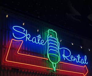 90s, aesthetic, and ice skating image