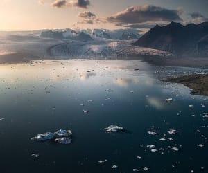 ice, lockscreen, and nature image