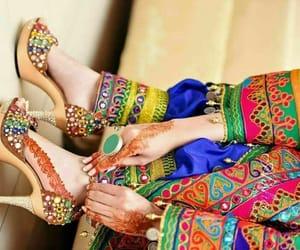 bride, dp, and high heels image