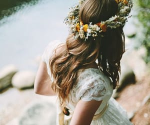 beautiful, photography, and girl image
