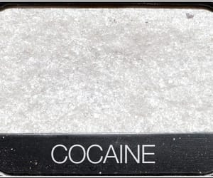 eyeshadow, makeup, and cocaine image