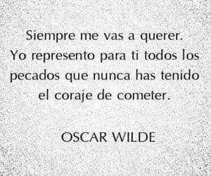 oscar wilde, quotes, and pecados image