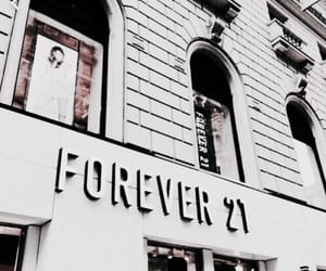 forever 21, tumblr, and store image