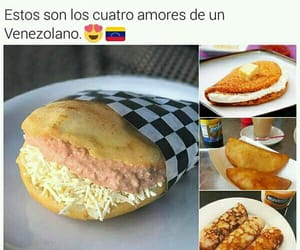 venezuela, empanadas, and comida venezolana image