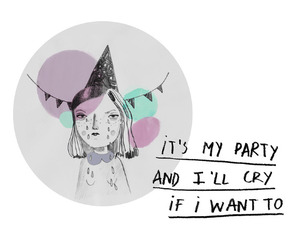 cry and party image