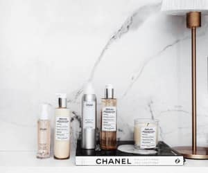 chanel, marble, and white image