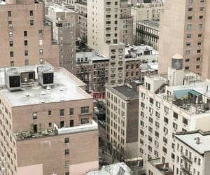 aesthetic, manhattan, and buildings image