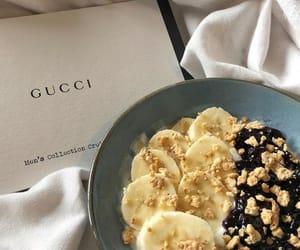 banana, breakfast, and cereals image