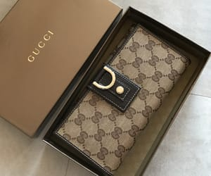 bag, beige, and fashion image