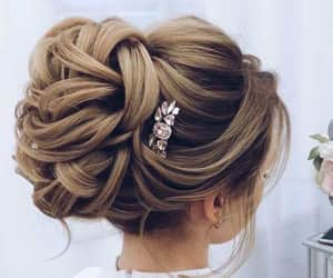 beautiful, hair, and gourgeous image