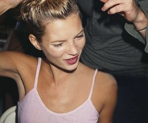 kate moss, model, and style image