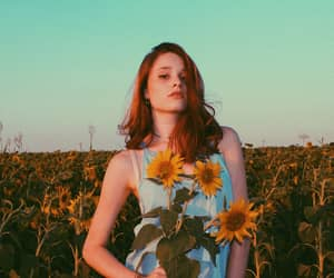 alternative, fashion, and flower image