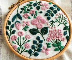 creative, creativity, and embroidery image