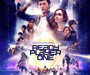 ready player one, ready player one movie, and ready player one film image