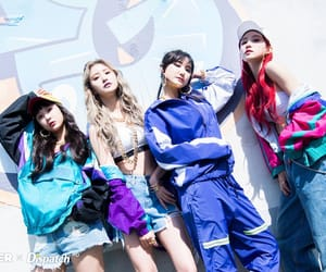 kpop, lady, and exid image