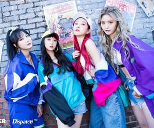 lady, pretty, and exid image