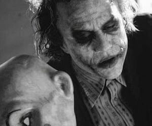 joker, heath ledger, and the dark knight image