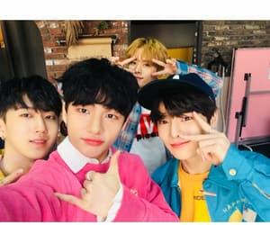 JYP, jeongin, and k-pop image