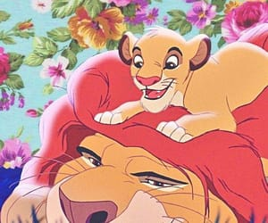 disney, wallpaper, and the lion king image