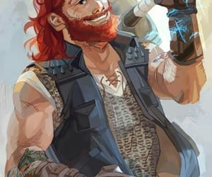 thor and magnus chase image