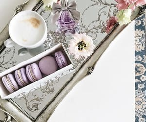 afternoon tea, biscuits, and home image
