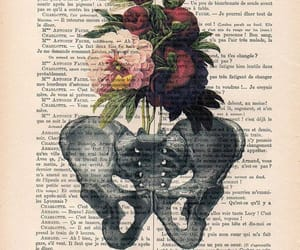 aesthetic, alternative, and floral image